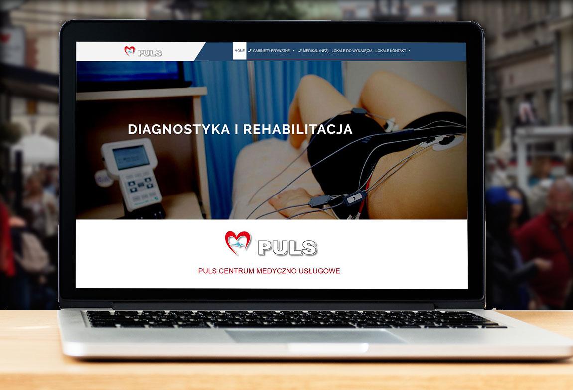 Puls realizacja strony www