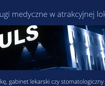 nowy serwis www dla lokalemedyczne.com.pl