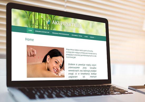 Akupunktura Rzeszów realizacja www